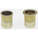 AVK Plain, M6 Threaded Insert, 12.7mm diameter 10mm Depth 9.65mm