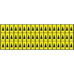 SES Adhesive Pre-Printed Adhesive Label. Quantity: 1