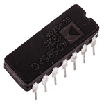 AD595AQ Analog Devices, Thermocouple Amplifier 15kHz, 5 V, 14-Pin CDIP