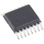 AD8330ARQZ Analog Devices, Controlled Voltage Amplifier 55dB CMRR, Differential R-RO 3 V, 5 V 16-Pin QSOP