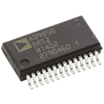 AD9850BRSZ, Direct Digital Synthesizer 10 bit-Bit 28-Pin SSOP