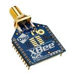 Digi International XB24CZ7SIT-004 ZigBee Module +5 dBm, +8 dBm -102 dBm, -100 dBm SPI, UART 2.1 → 3.6V 24.3mm