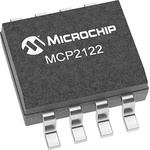 Microchip MCP2122T-E/SN Data Acquisition IC, 8 bit, 16 bit, 115.2kBd, 8-Pin SOIC