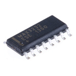 Maxim Integrated 3.3 V, 5 V Cable Transceiver 16-Pin SOIC, MAX3232ESE+