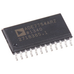 Analog Devices Energy Meter IC 24-Pin SOIC W, ADE7754ARZ