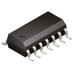 LMH6503MA/NOPB Texas Instruments, Controlled Voltage Amplifier 67dB CMRR, 9 V 14-Pin SOIC