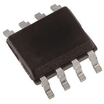 VCA810AID Texas Instruments, Controlled Voltage Amplifier 0.25mV Offset, 85dB CMRR, 8-Pin SOIC