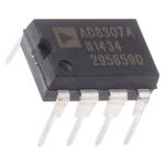 AD8307ANZ Analog Devices, Log Amplifier, 3 V, 5 V Rail to Rail Output Rail to Rail, 8-Pin PDIP