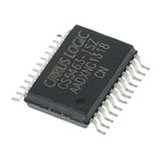 Cirrus Logic 8 bit Energy Meter IC 24-Pin SSOP, CS5463-ISZ