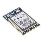 Digi International XB24CZ7UIS-004 ZigBee Module +8dBm -102dBm SPI, UART Serial 2.1 → 3.6V 22 x 34 x 3mm 3mm 22mm