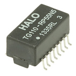 Halo Electronics TG110-RP55N5RL Networking Module, 10/100 Ethernet