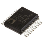 Analog Devices 16 bit Energy Meter IC 20-Pin SSOP, ADE7753ARSZRL