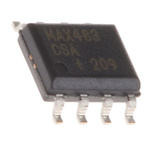 Maxim Integrated 5 V Differential Cable Transceiver 8-Pin SOIC, MAX483CSA+T