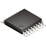 Maxim Integrated 3 → 5.5 V Cable Transceiver 16-Pin TSSOP, MAX3232EUE+T