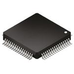 Analog Devices AD7609BSTZ Data Acquisition IC, 18 bit, 200ksps, 80μs, 64-Pin LQFP