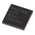 Analog Devices Energy Meter IC 40-Pin LFCSP WQ, ADE7880ACPZ