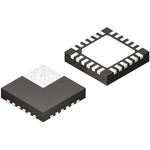 NB6L295MNG, Delay Line Circuit, 256-Taps 8.8ns 2-Input, 24-Pin QFN