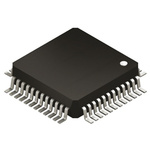 AD2S1210CSTZ, Resolver to Digital Converter 16 bit- Differential-Input Parallel, Serial 156.25 rps, 48-Pin LQFP