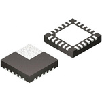 Analog Devices Hittite HMC624ALP4E, Digital Attenuator, 31.5dB, 6GHz, 24-Pin SMT