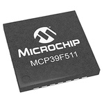 Microchip 10 bit Energy Meter IC 28-Pin QFN, MCP39F511-E/MQ