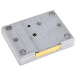 Euro-Locks a Lowe & Fletcher group Company Panel to Tongue Depth 5mm Steel Safe Lock, Key to unlock