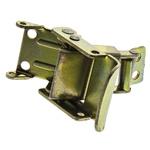 Steel,Lockable, Lock not included,Spring Loaded Latch