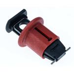 Brady Circuit Breaker Lockout- Red