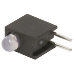 Bivar H101CBC-Y/G, Green & Yellow Right Angle PCB LED Indicator, 2 LEDs, Through Hole 2.6 V
