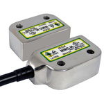 IDEM - HYGIECODE MMC-H Magnetic Safety Switch, 316 Stainless Steel, 24 V dc, 2NC