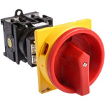 Eaton 3 Pole Panel Mount Non Fused Isolator Switch - 20 A Maximum Current, 6.5 kW Power Rating, IP65