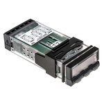 West Instruments N2300 PID Temperature Controller, 49 x 25mm, 2 Output Relay, 100 V ac, 240 V ac Supply Voltage ON/OFF