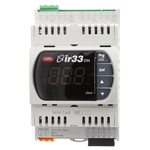 Carel DN33 PID Temperature Controller, 144 x 70mm, 1 Output Relay, 24 V ac/dc Supply Voltage