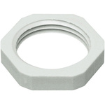 Legrand Grey Fibreglass PA Cable Gland Locknut, PG21 Thread, IP55