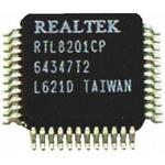 WIZnet Inc RTL8201CP-VD-LF, Ethernet Controller, 10Mbps MII, SNI, 3.3 V, 48-Pin LQFP