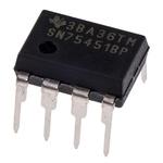 Texas Instruments Dual Peripheral Driver 8-Pin PDIP, SN75451BP