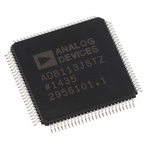 Analog Devices 16 x 16 Audio/Video Crosspoint Switch 60MHz, AD8113JSTZ