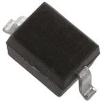 Infineon BB640E6327HTSA1 Varactor, 62pF min, 19.5:1 Tuning Ratio, 30V, 2-Pin SOD-323