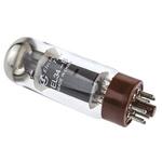 RS PRO Pentode Thermionic Valve, Octal Base, 25W, 6.3V, 36.5 (Dia.) x 115mm