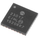 Microchip 16-Channel I/O Expander I2C 28-Pin QFN, MCP23017-E/ML