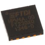 FTDI Chip UART RS232, RS422, RS485, SIE, UART 16-Pin QFN, FT230XQ-R
