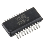 FTDI Chip UART RS232, RS422, RS485, SIE, UART 20-Pin SSOP, FT231XS-R