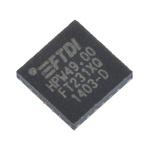 FTDI Chip Multiprotocol Transceiver, FT231XQ-R