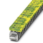 Phoenix Contact, 20 → 10 AWG, Polyamide Non-Fused Terminal Block, 300 V