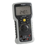 Megger AVO830 Handheld Digital Multimeter, With RS Calibration