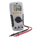 Megger AVO210 Handheld Digital Multimeter, With UKAS Calibration