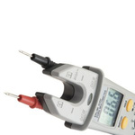 Megger DCM330 AC Open Jaw Clamp Meter, Max Current 200A ac CAT III 1000 V, CAT IV 600 V With UKAS Calibration