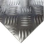 Checker Plate 2.5m x 1.25m x 2mm
