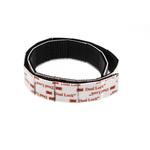 3M Dual Lock™ SJ355X Black Hook & Loop Tape, 25mm