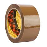 3M Scotch SCOTCH 309 Tan Packing Tape, 66m x 50mm