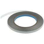 Wurth Elektronik Conductive Aluminium Tape 0.07mm, W.8mm, L.33m